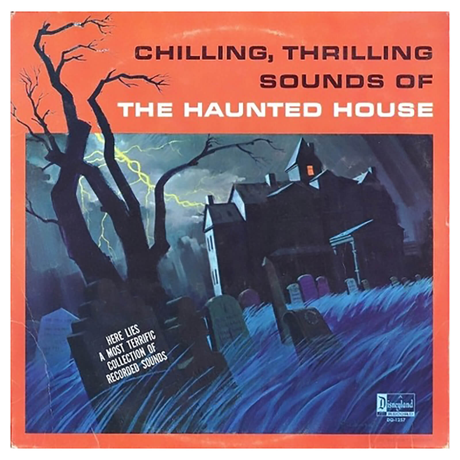 Chilling Thrilling Sounds Of Haunted House/Var - Vinyl