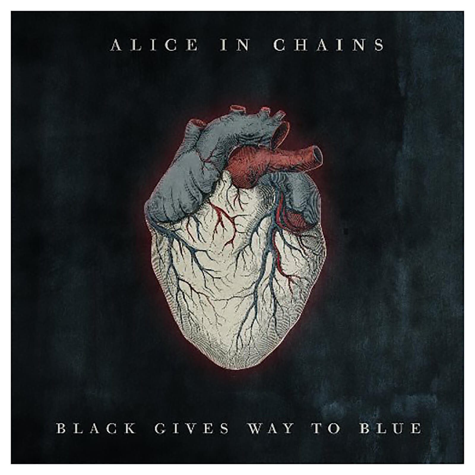 Alice In Chains - Black Gives Way To Blue - Vinyl