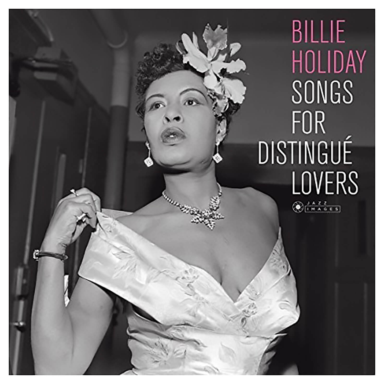 Billie Holiday - Songs For Distingue Lovers (Cover Photo By Jean) - Vinyl