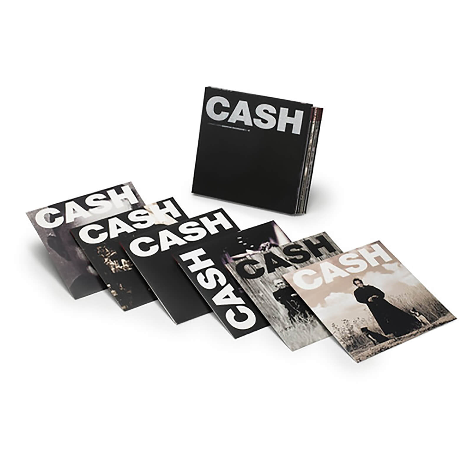 Johnny Cash - American Recordings - Vinyl Box Set - Vinyl