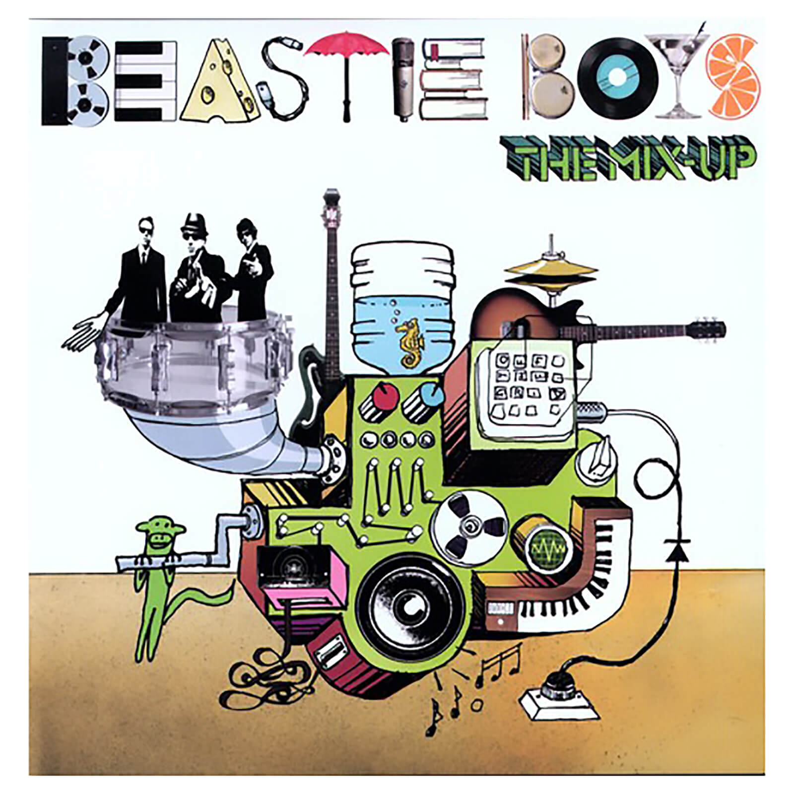 Beastie Boys - Mix Up - Vinyl