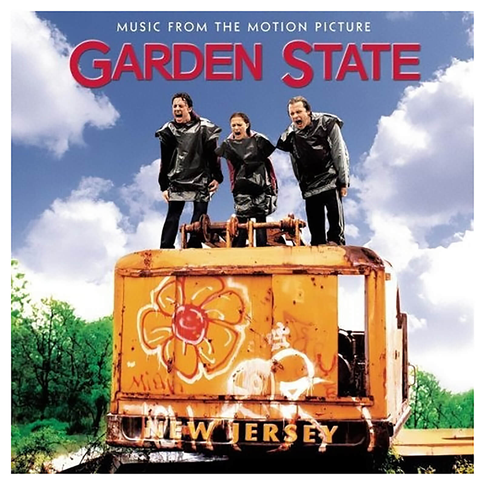Garden State: Music From Motion Picture/O.S.T. - Vinyl