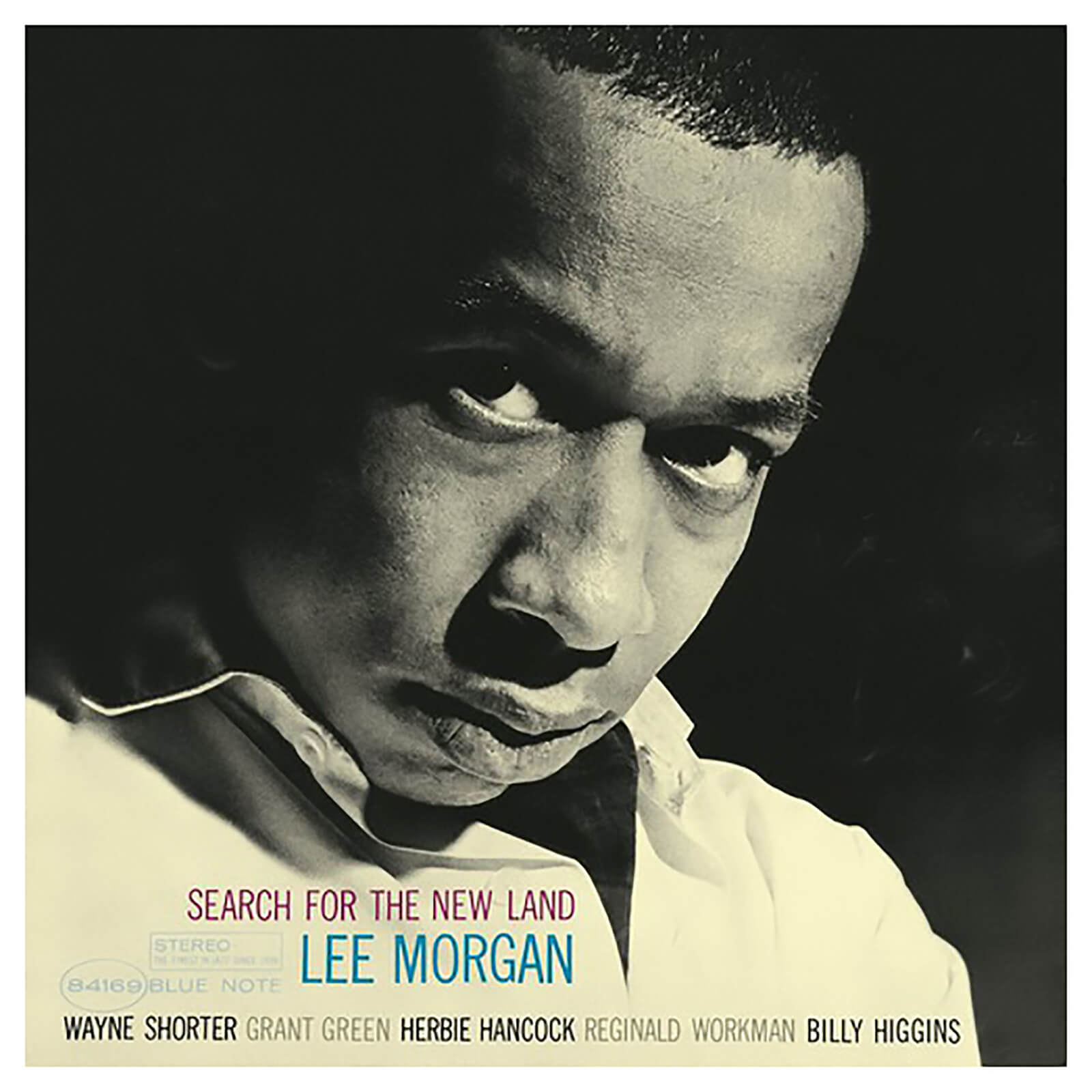 Lee Morgan - Search For The New Land - Vinyl