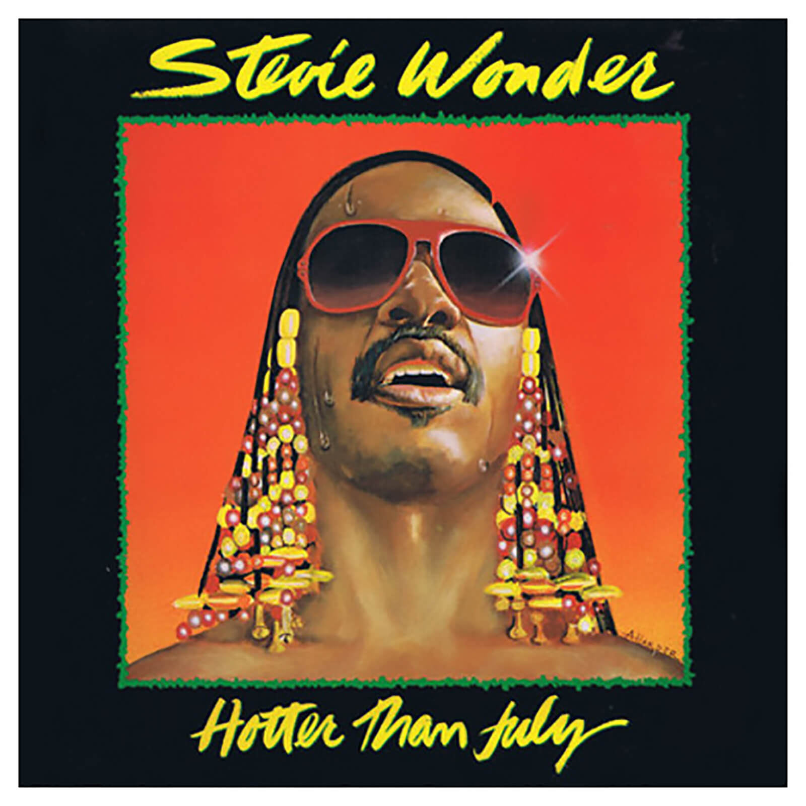 Stevie Wonder - Hotter Than July - Vinyl