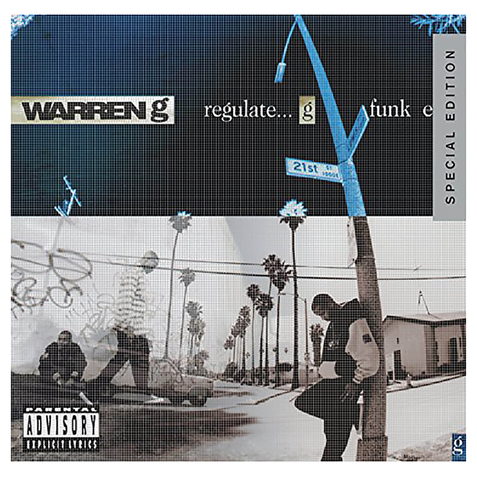 Warren G - Regulate: G Funk Era (20th Anniversary Edition) - Vinyl