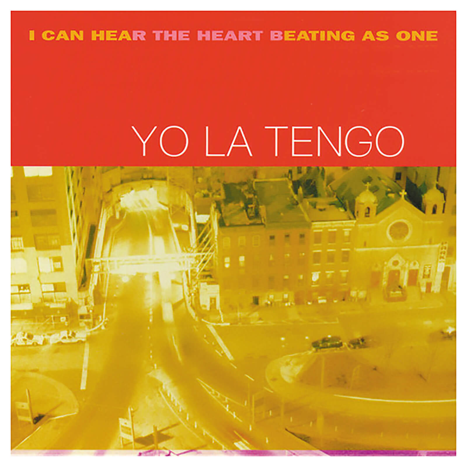 Yo La Tengo - I Can Hear The Heart Beating As One - Vinyl