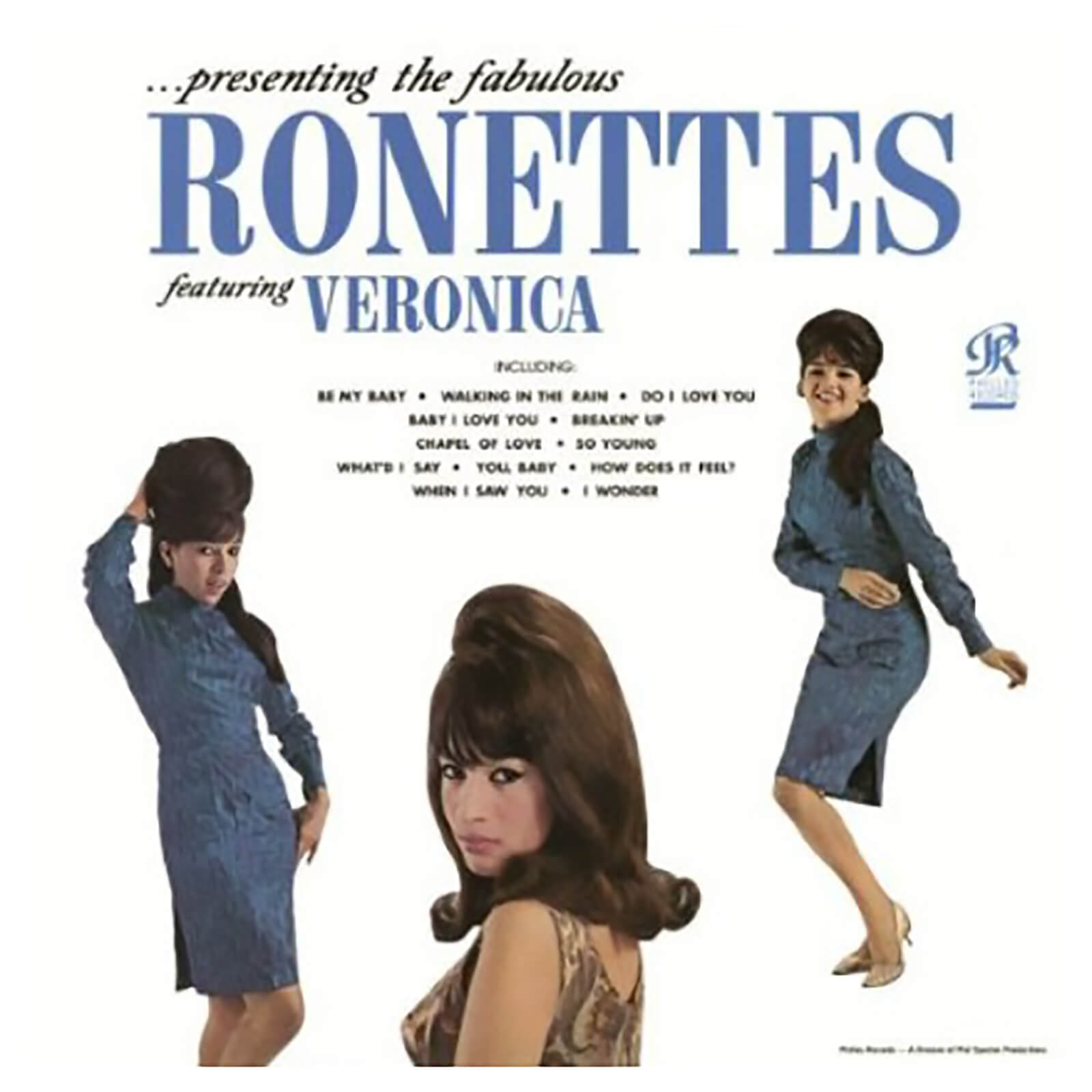 Presenting The Fabulous Ronettes - Vinyl