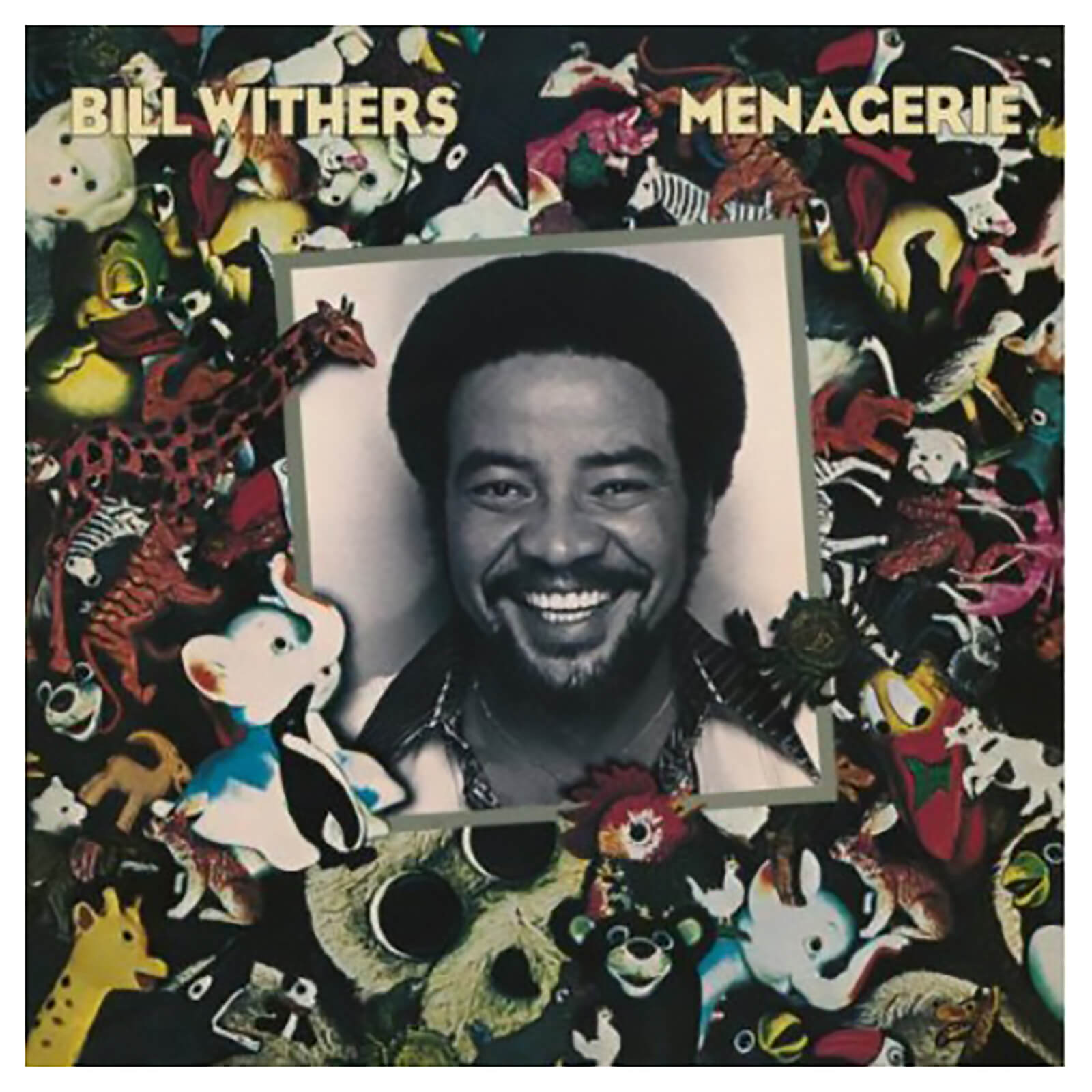Bill Withers - Menagerie - Vinyl