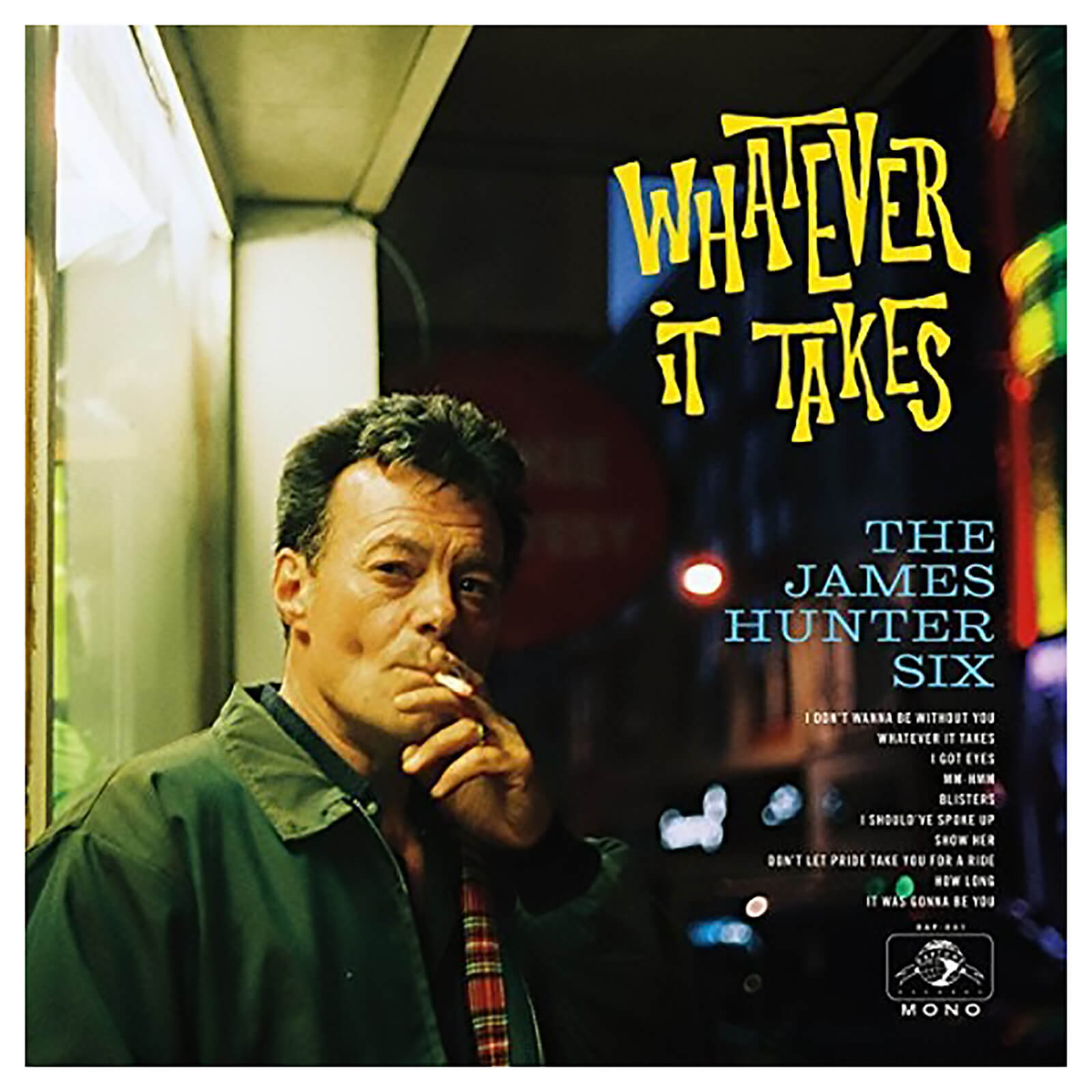 James Six Hunter - Whatever It Takes - Vinyl