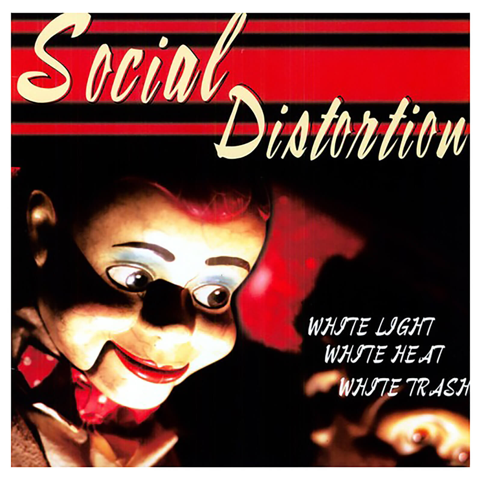 Social Distortion - White Light White Heat White Trash - Vinyl