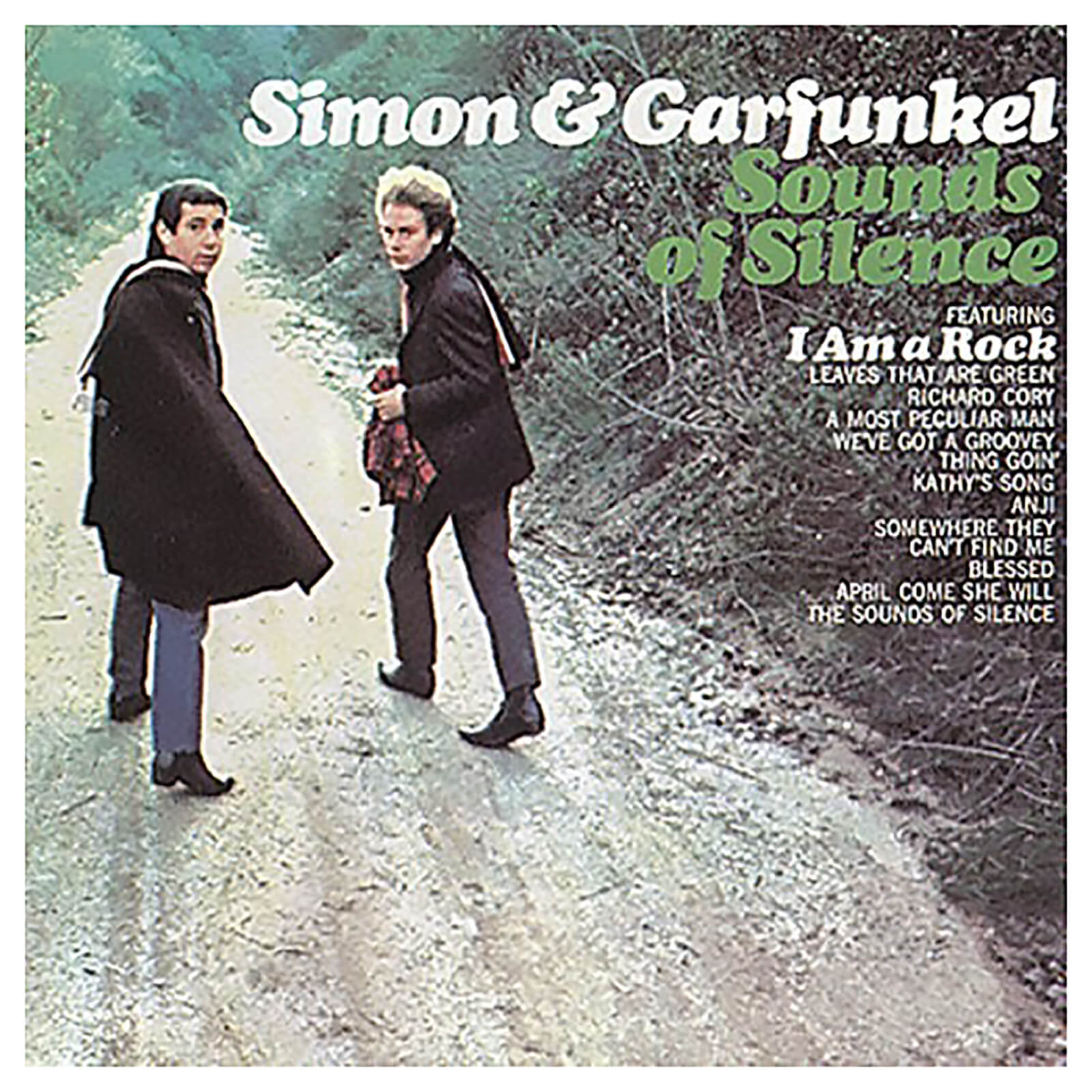 Simon & Garfunkel - Sounds Of Silence - Vinyl