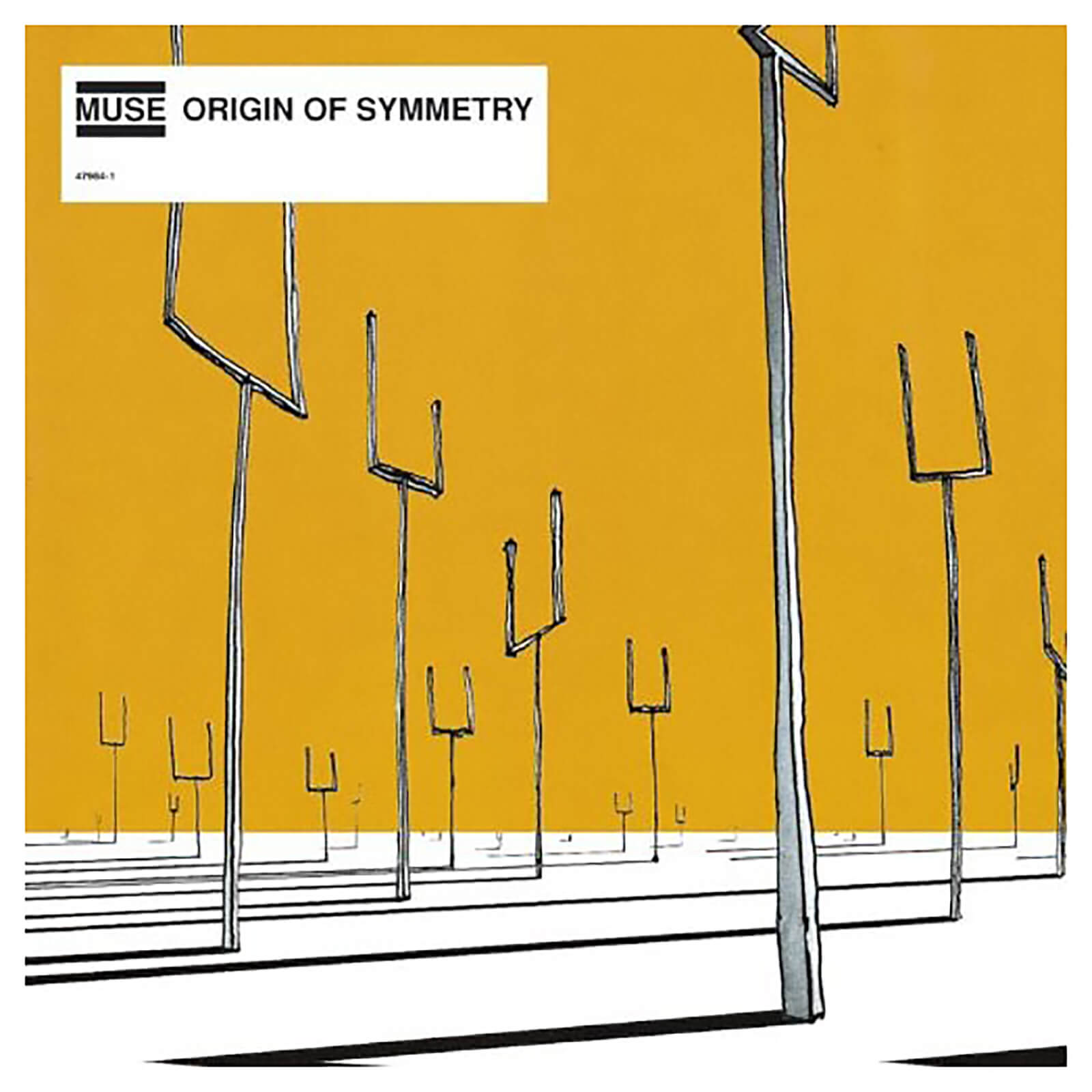 Muse - Origin Of Symmetry - Vinyl