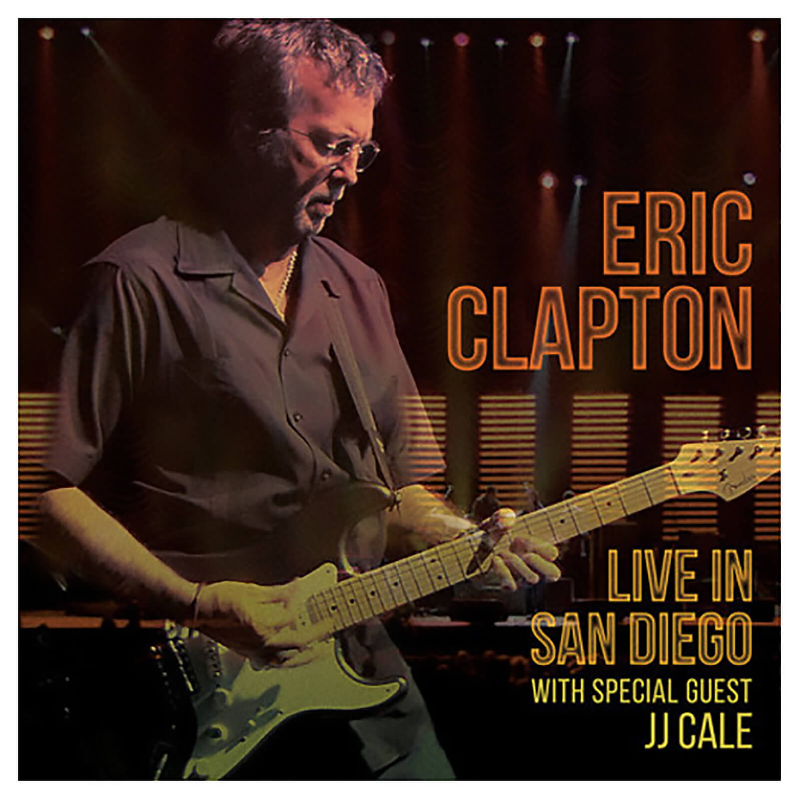 Eric Clapton - Live In San Diego (With Special Guest Jj Cale) - Vinyl