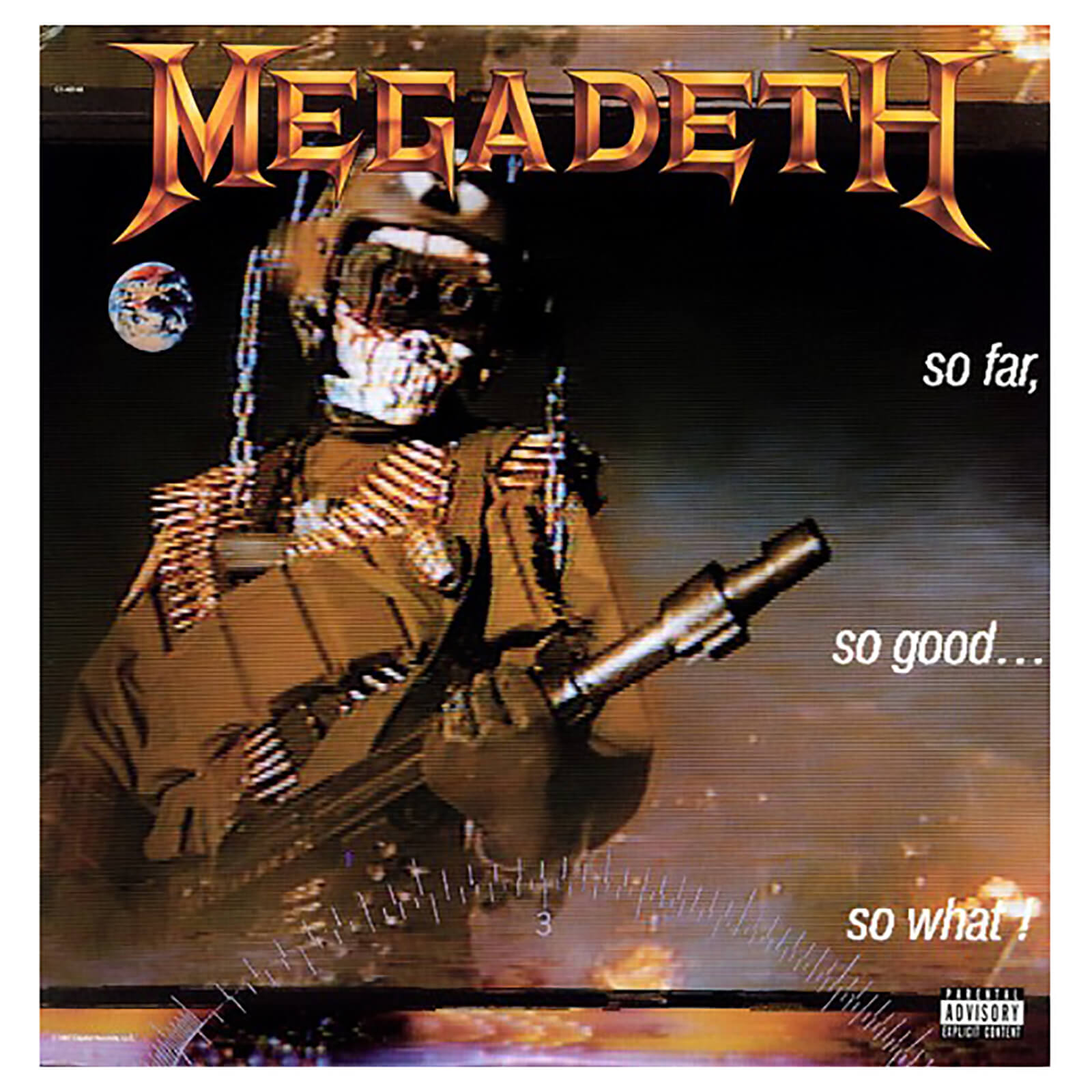 Megadeth - So Far So Good: So What - Vinyl