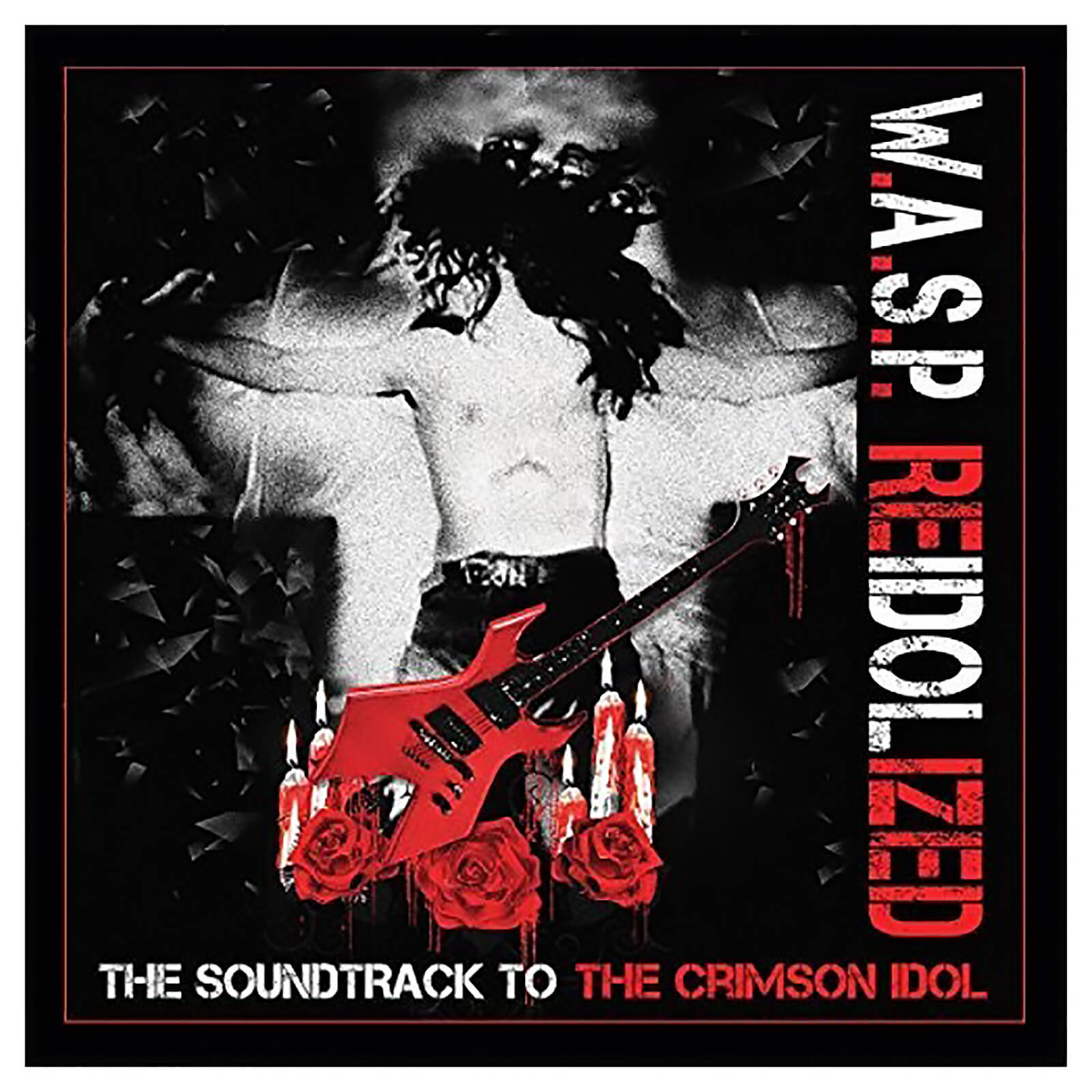 W.A.S.P. - Reidolized (Soundtrack To The Crimson Idol) - Vinyl