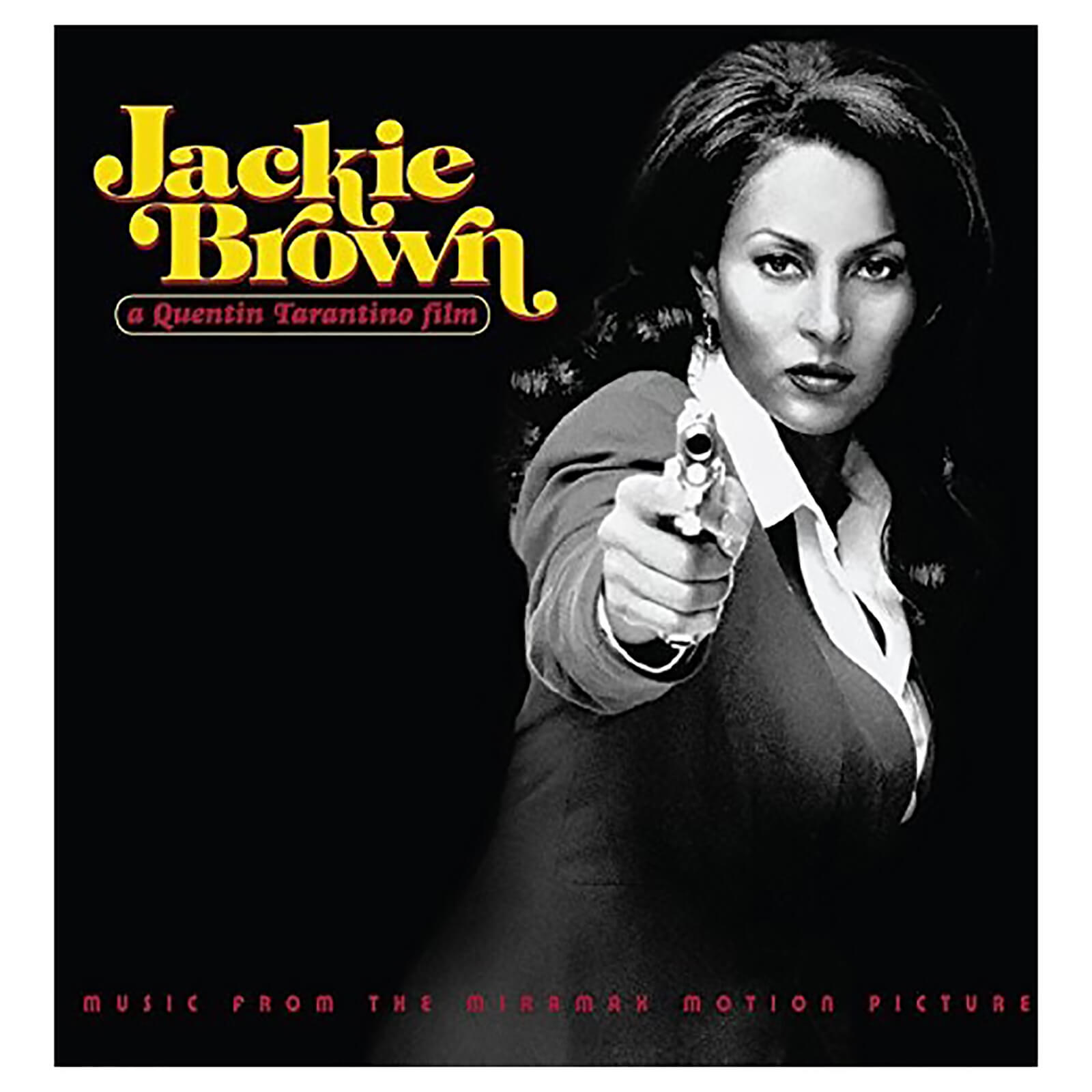 Jackie Brown: Music From Miramax Motion/Var - Vinyl