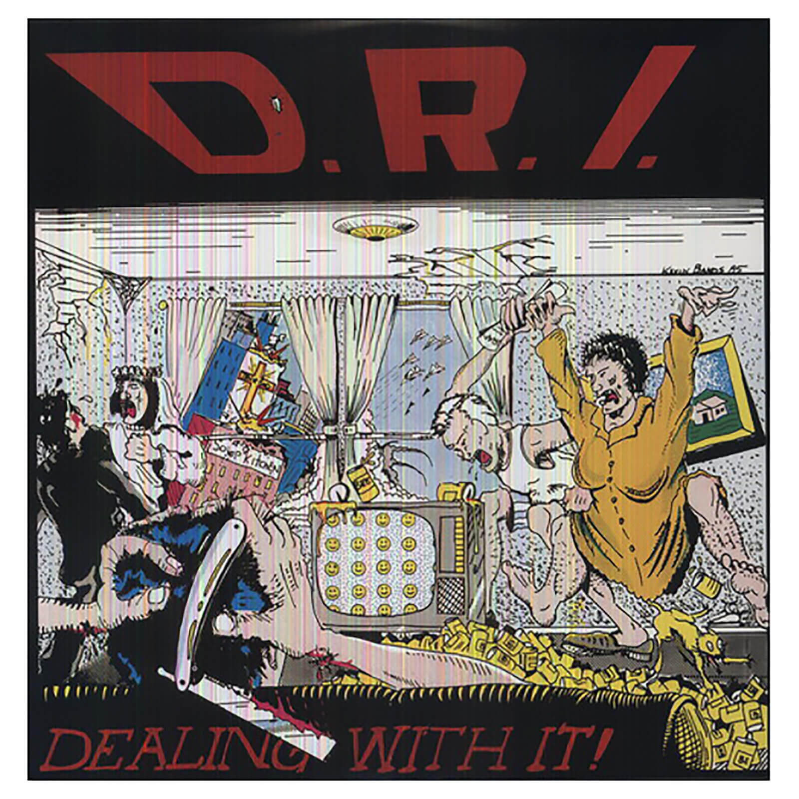 Dri - Dealing With It - Vinyl