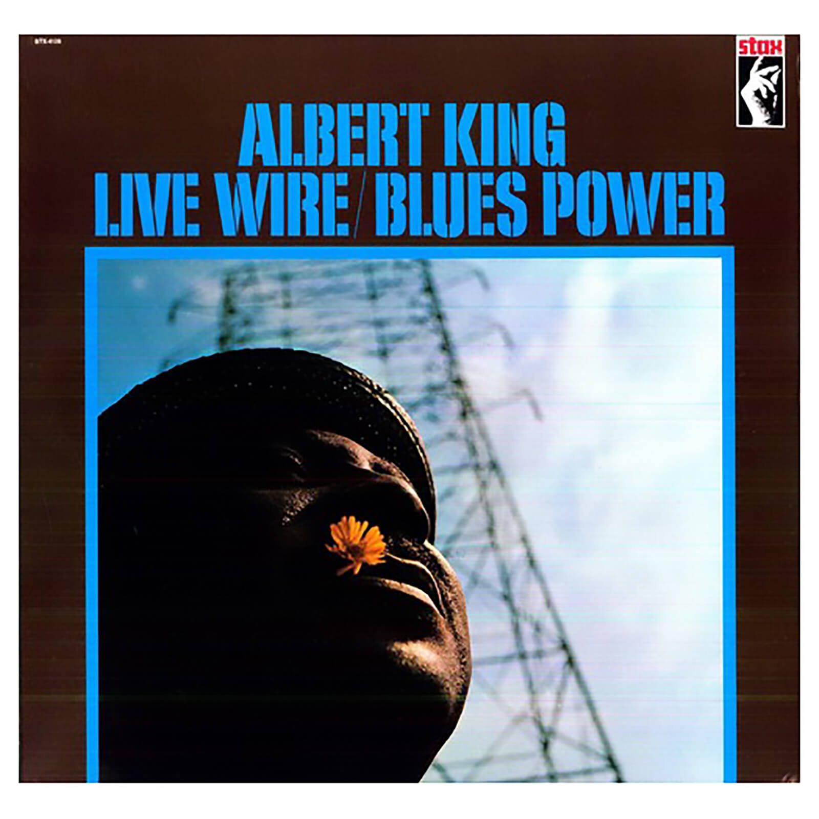 Albert King - Live Wire/Blues Power - Vinyl