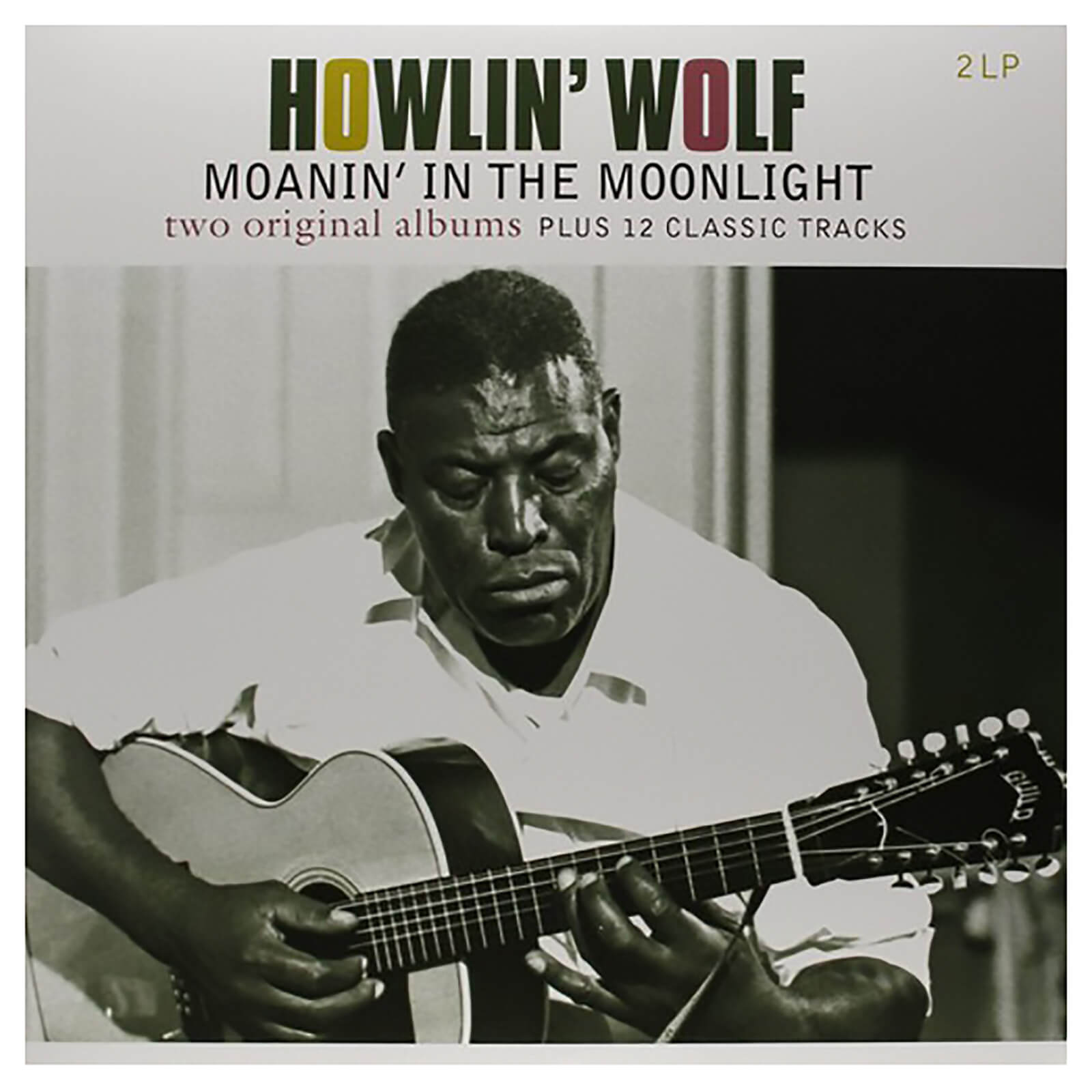 Howlin Wolf/Moanin In The Moonlight - Vinyl