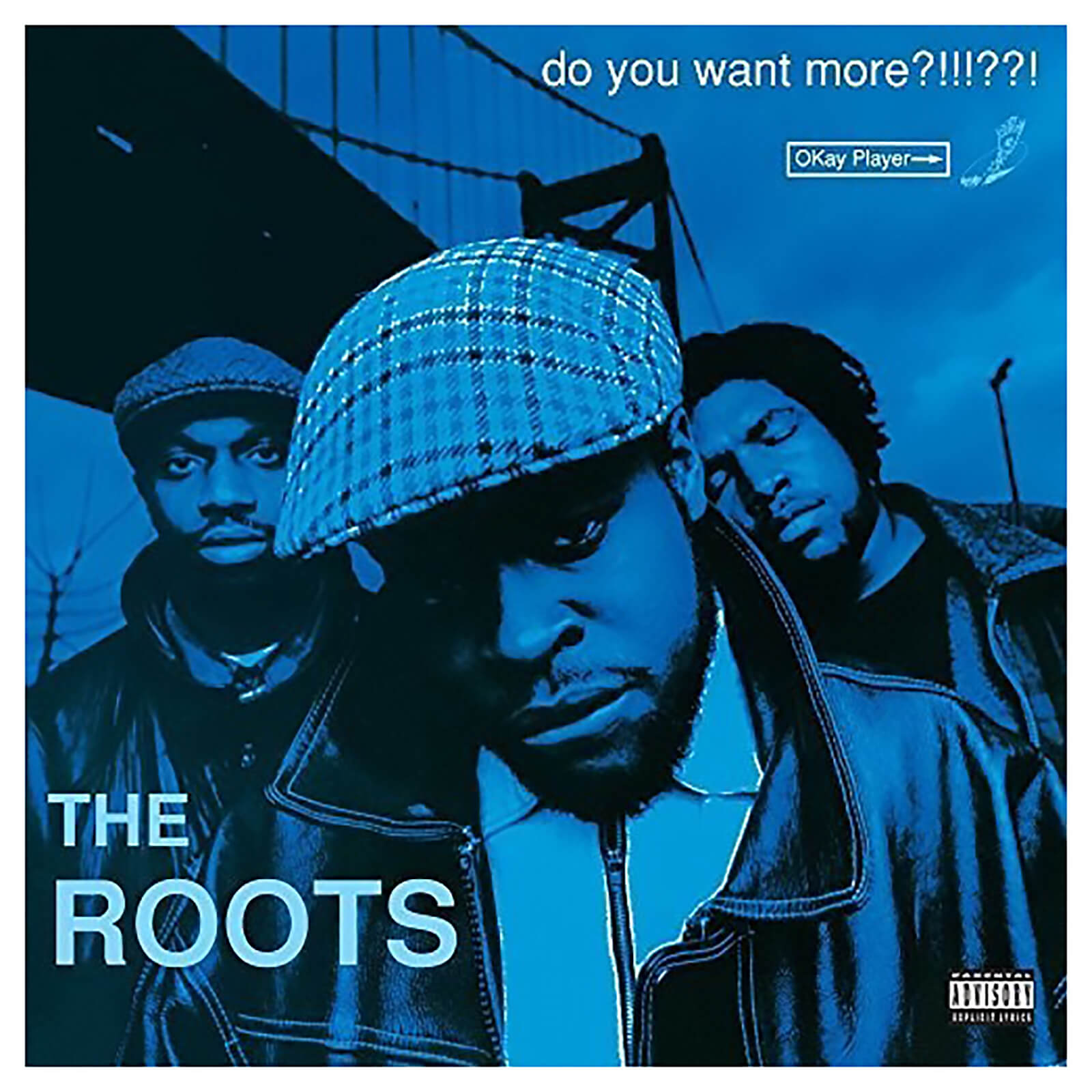 Roots - Do You Want More - Vinyl