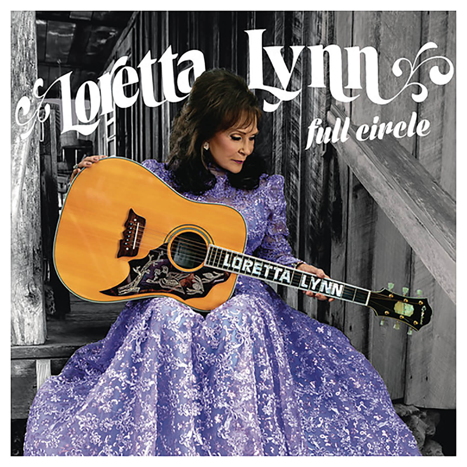 Loretta Lynn - Full Circle - Vinyl