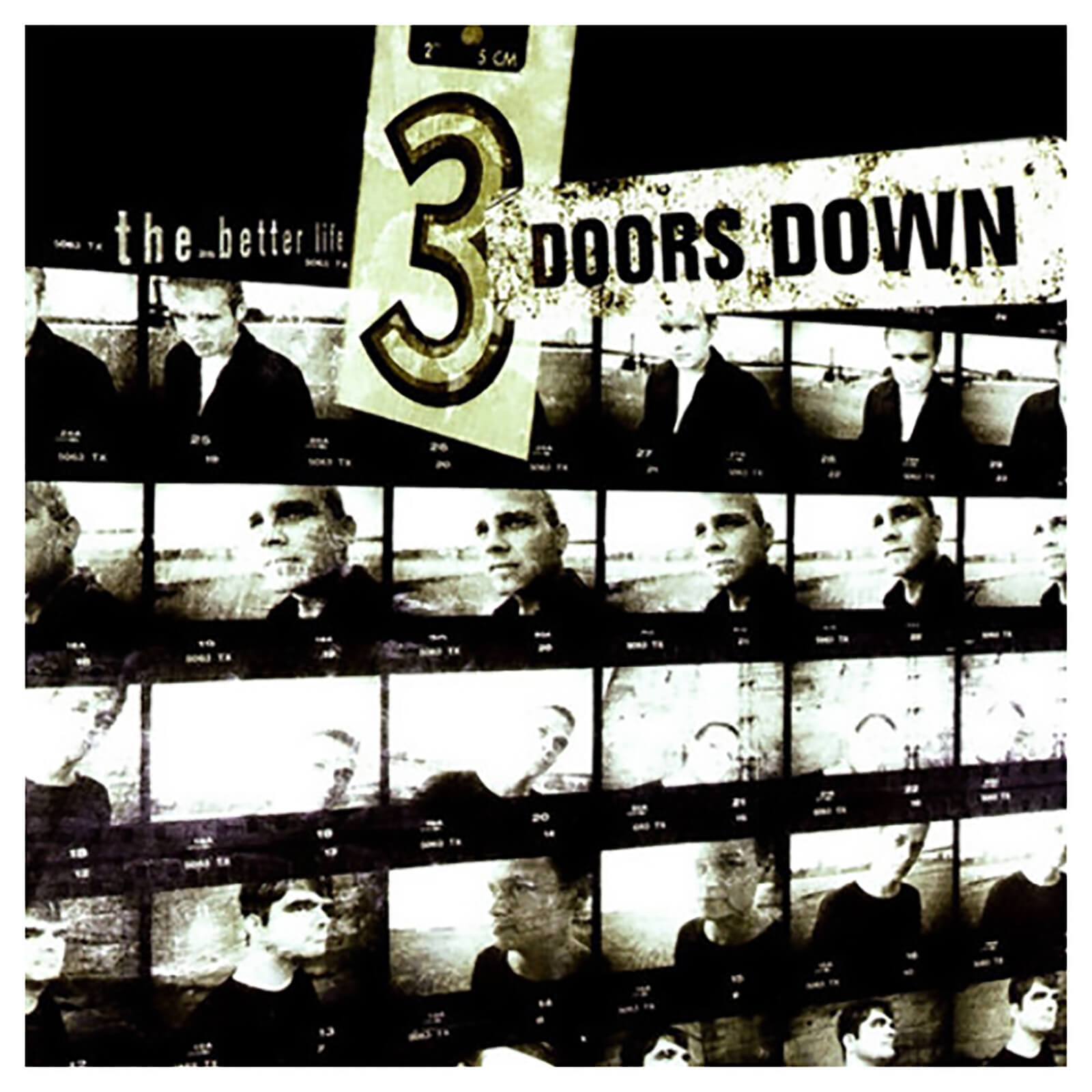 3 Doors Down - Better Life - Vinyl