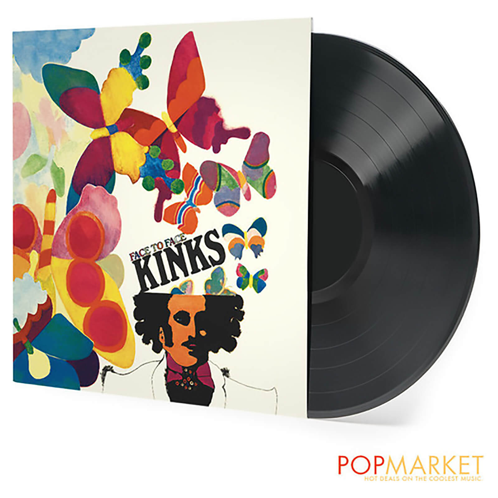 Kinks - Face To Face - Vinyl
