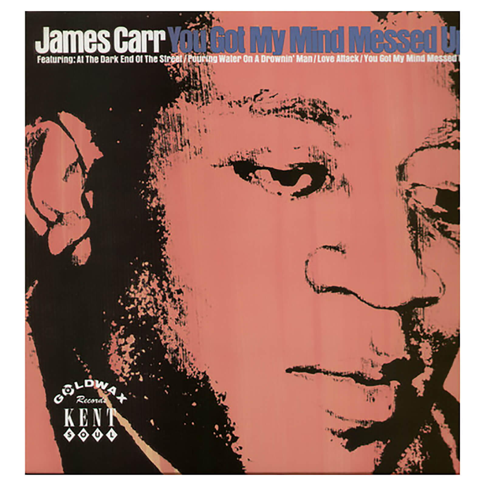 James Carr - You Got My Mind Messed Up - Vinyl