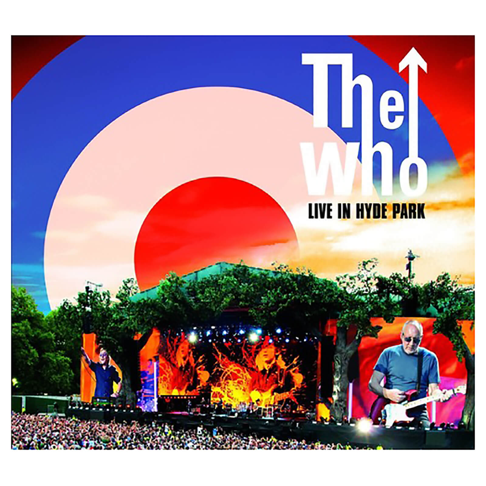 The Who - Live In Hyde Park - Vinyl