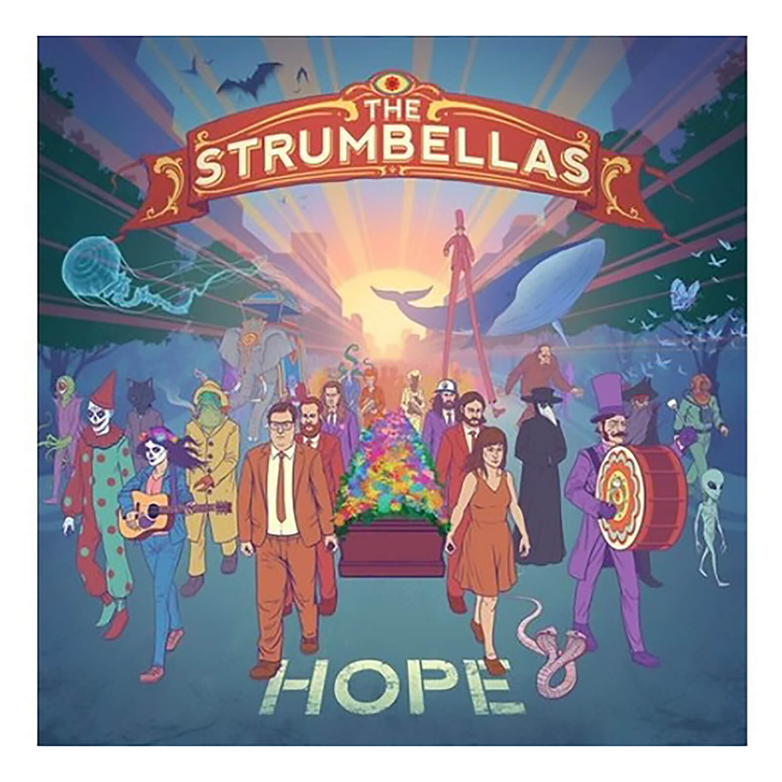 Strumbellas - Hope - Vinyl