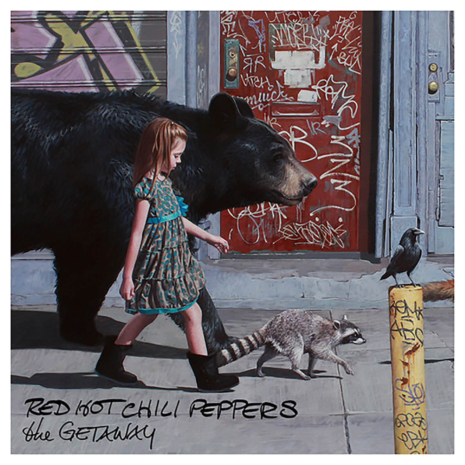 Red Hot Chili Peppers - Getaway - Vinyl