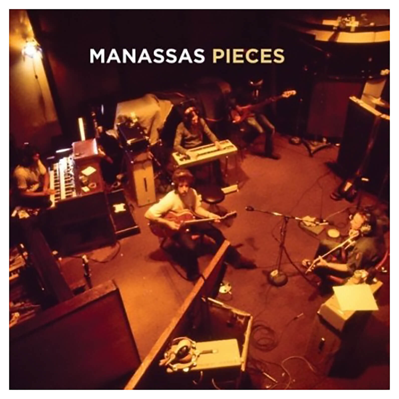 Manassas - Pieces - Vinyl