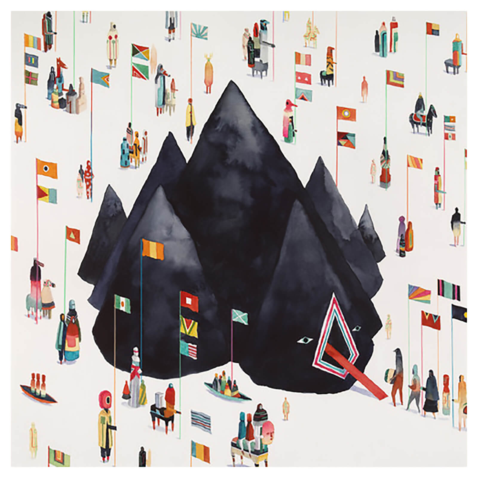 Young The Giant - Home Of The Strange - Vinyl