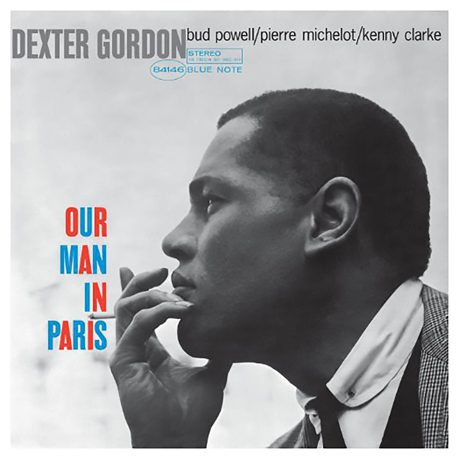 Dexter Gordon - Our Man In Paris - Vinyl