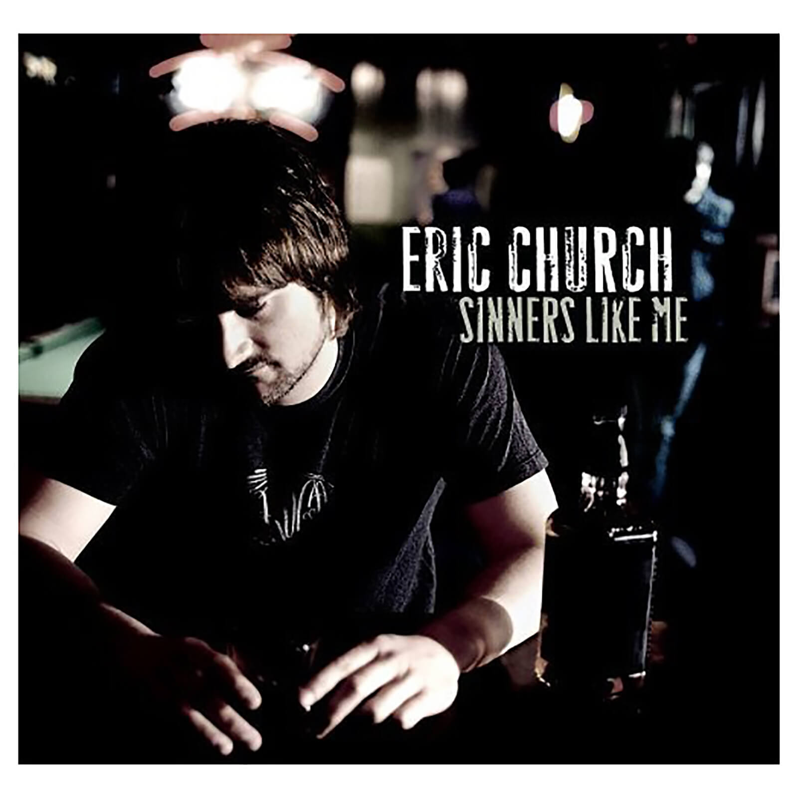 Eric Church - Sinners Like Me - Vinyl