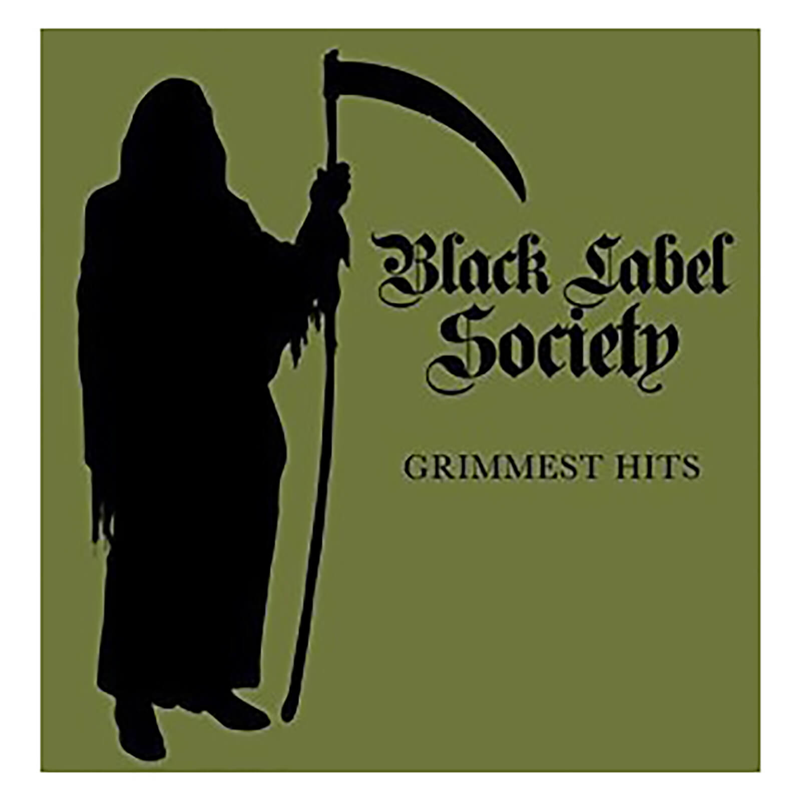 Black Label Society - Grimmest Hits - Vinyl