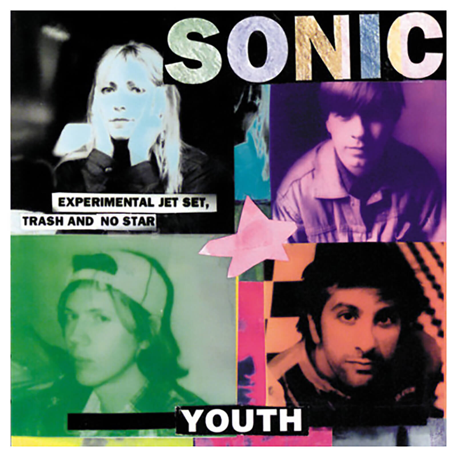 Sonic Youth - Experimental Jet Set Trash & No Star - Vinyl