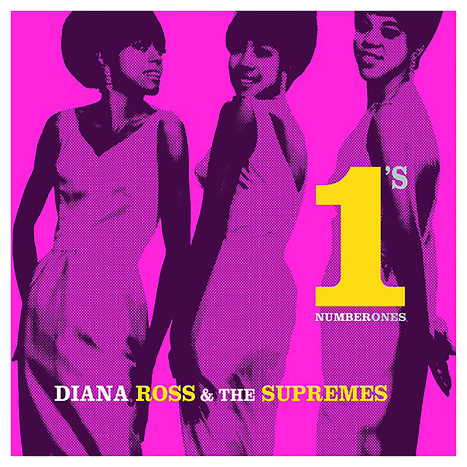 Diana Ross & The Supremes - Number Ones - Vinyl