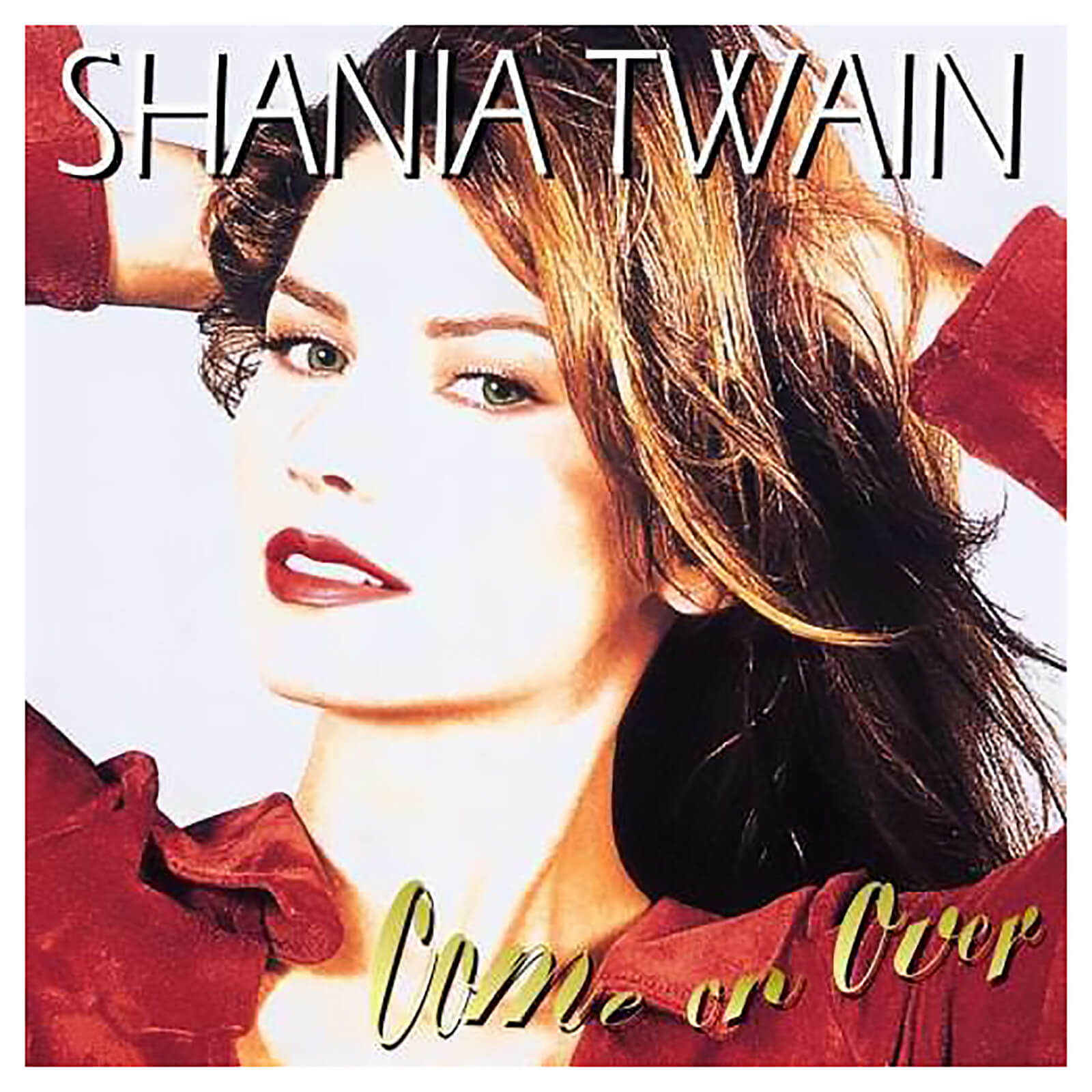Shania Twain - Come On Over - Vinyl