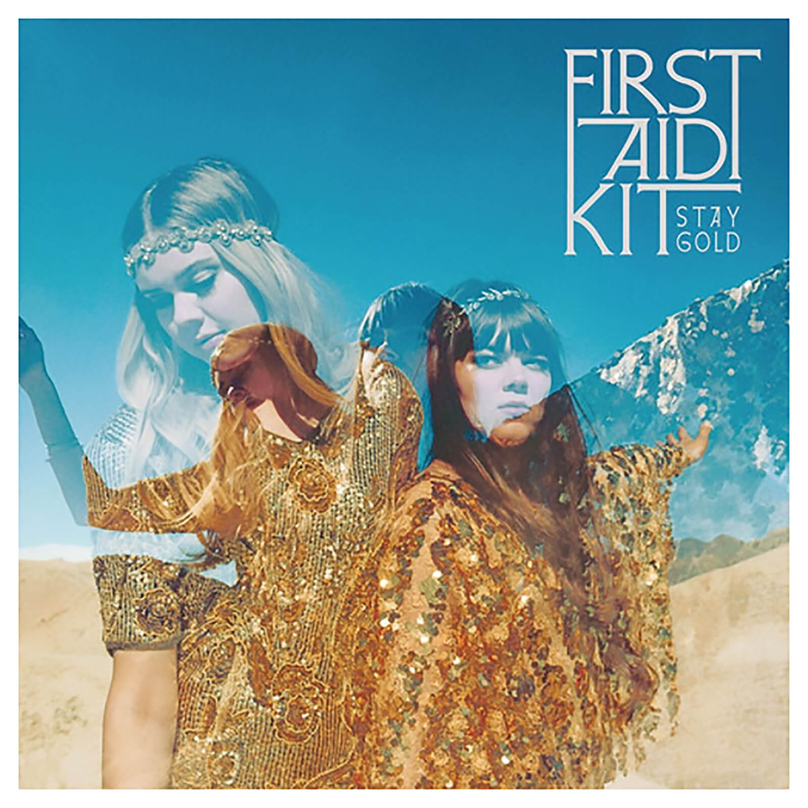 First Aid Kit - Stay Gold - Vinyl