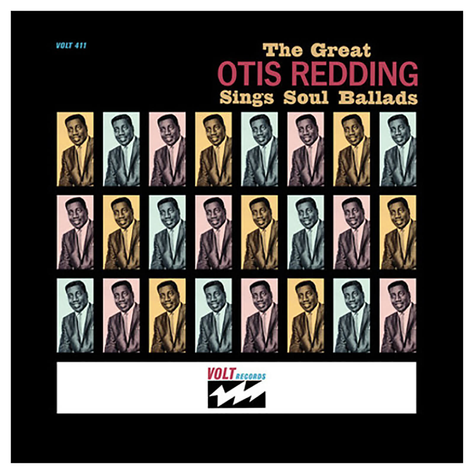 Otis Redding - Great Otis Redding Sings Soul Ballads - Vinyl