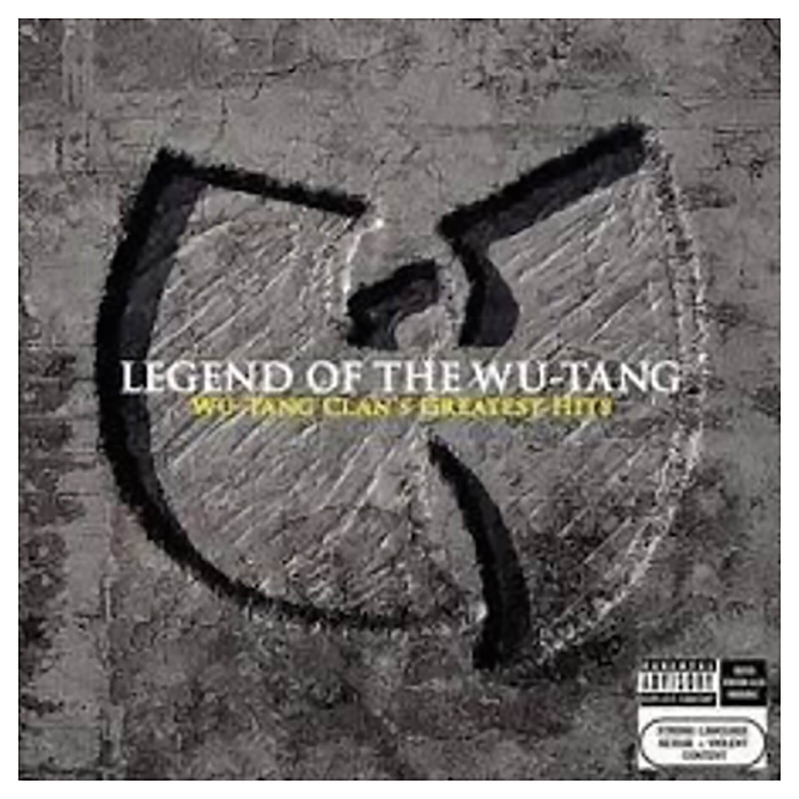 Legend Of The Wu-Tang Clan: Greatest Hits Vinyl