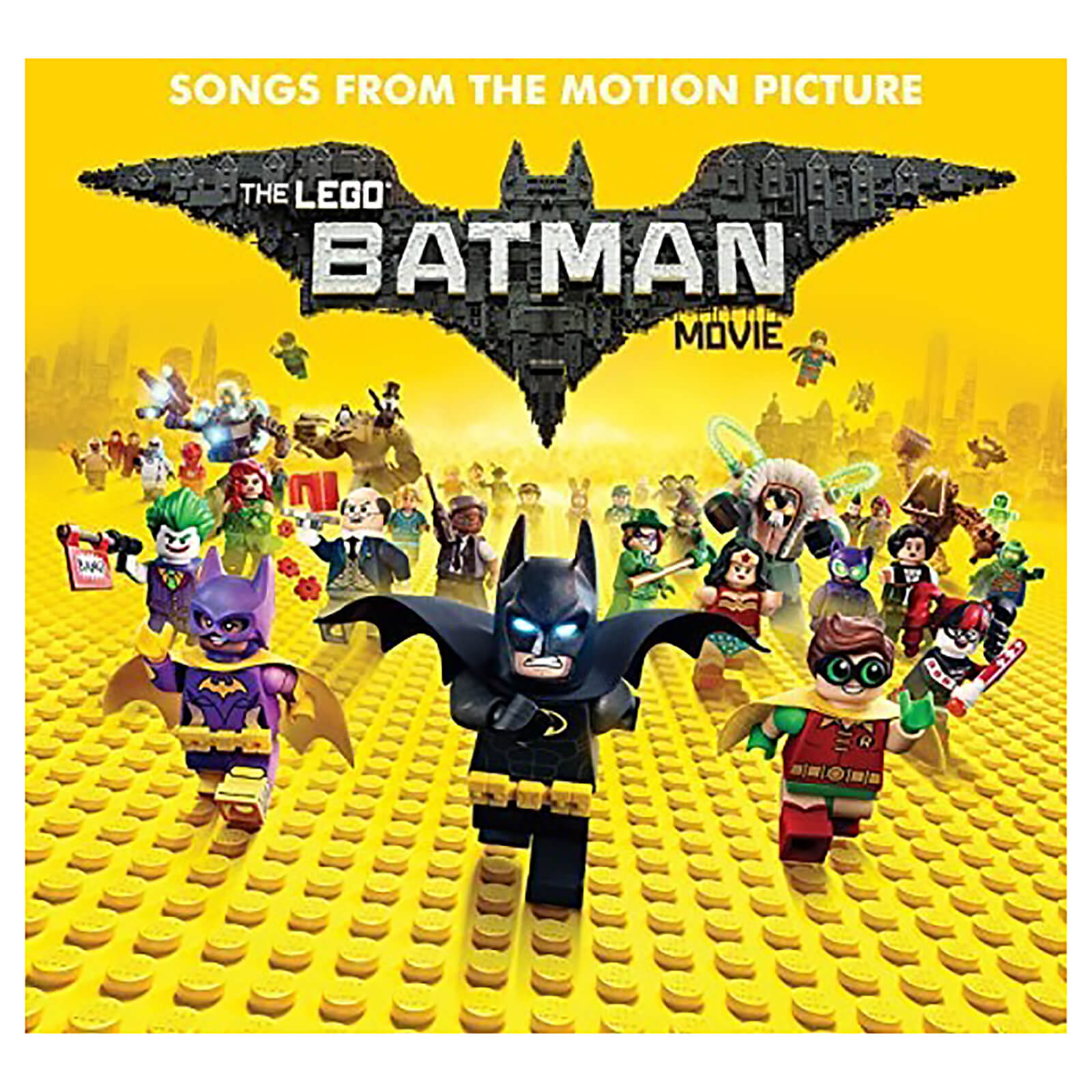 Lego Batman Movie/O.S.T - Vinyl