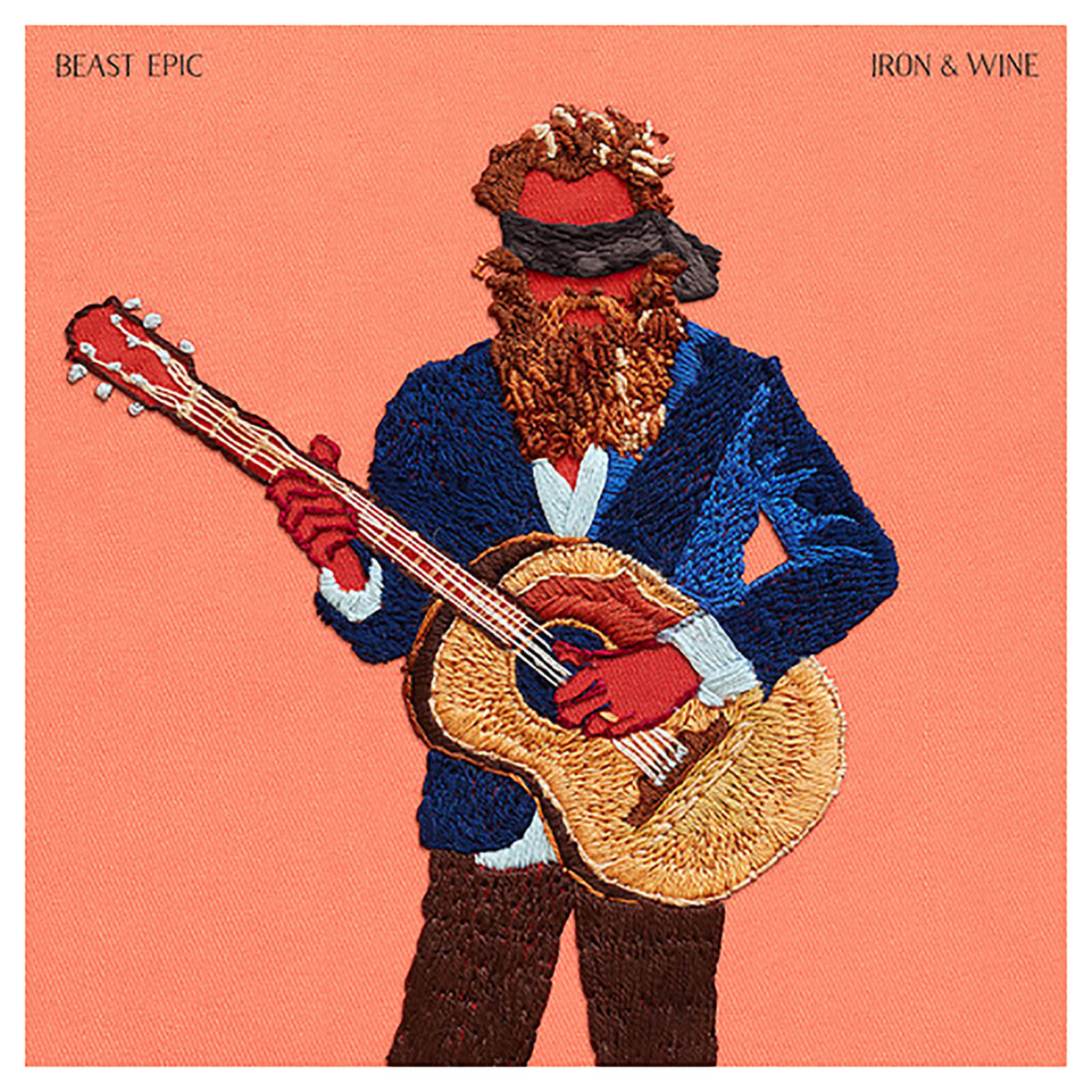 Iron & Wine - Beast Epic - Vinyl