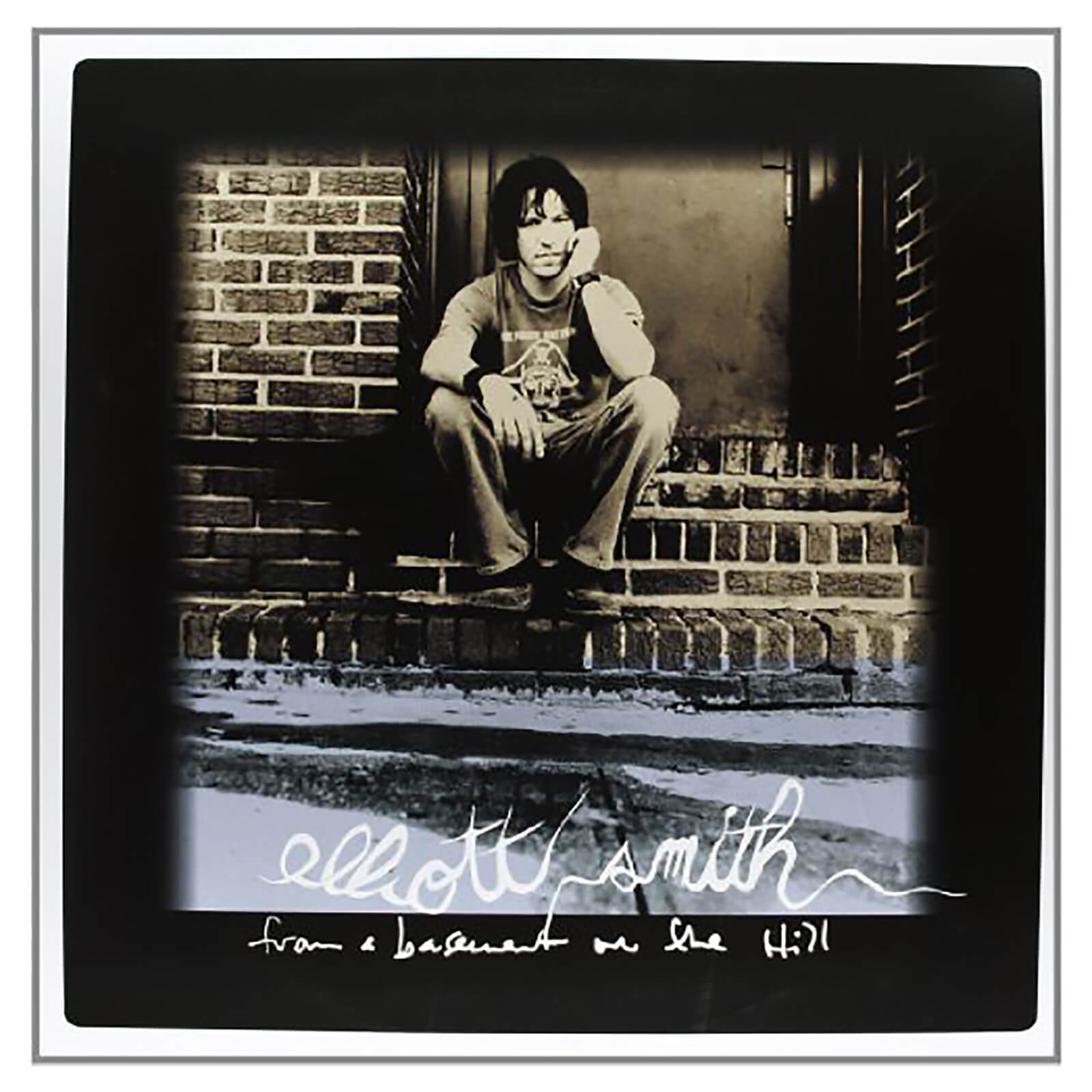 Elliott Smith - From A Basement On The Hill - Vinyl