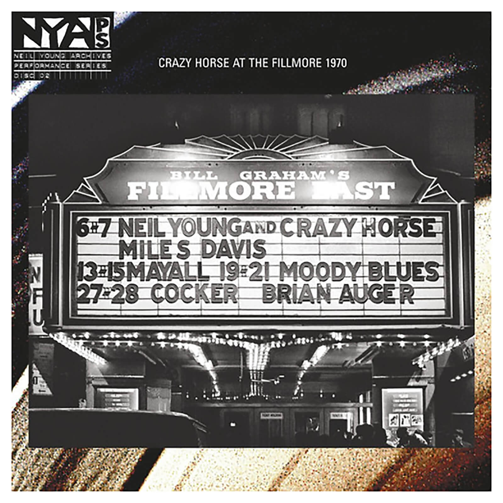 Neil Young / Crazy Horse - Live At The Fillmore East - Vinyl