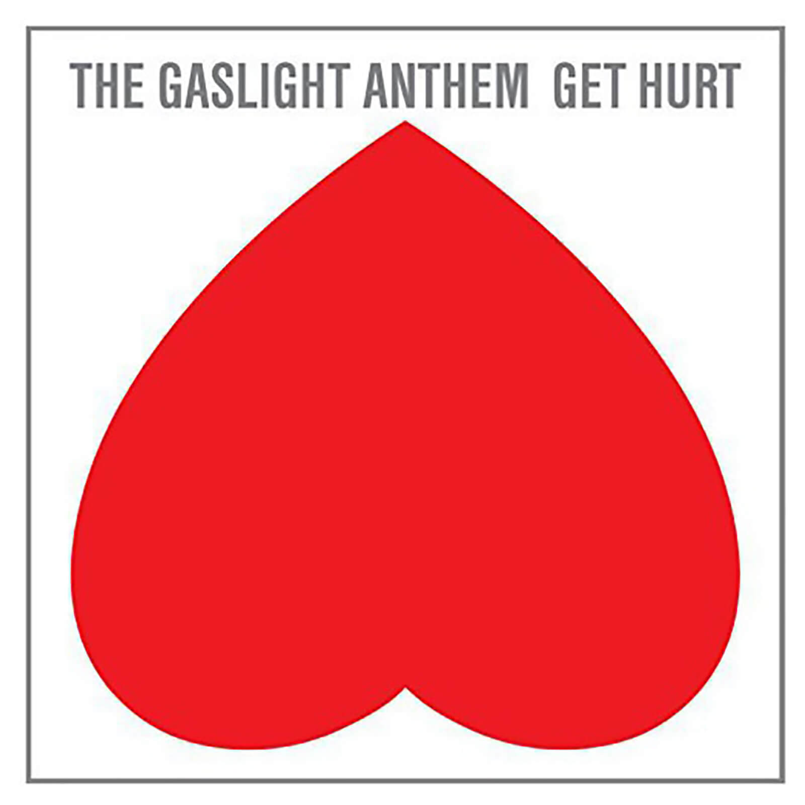 Gaslight Anthem - Get Hurt - Vinyl