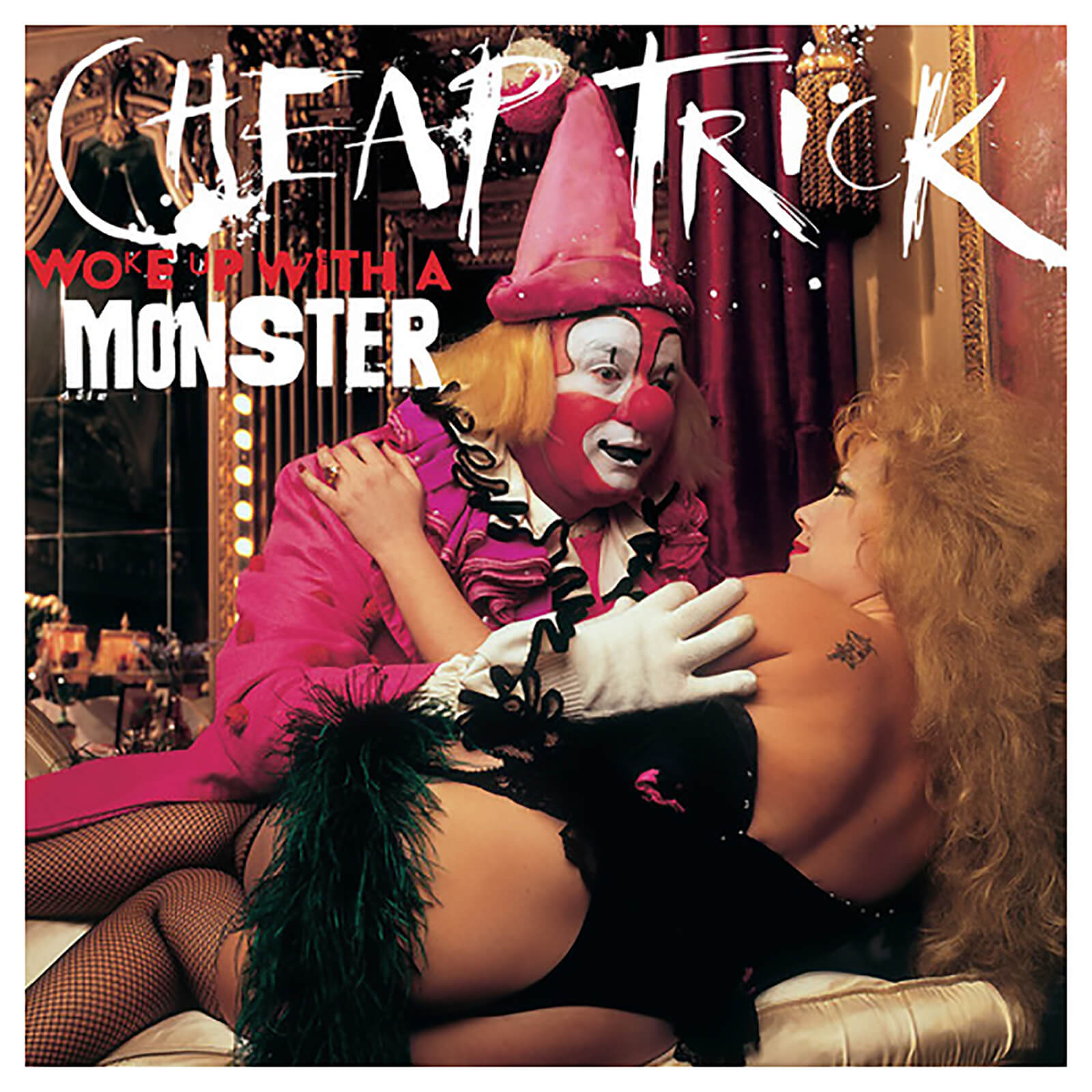 Cheap Trick - Woke Up With A Monster - Vinyl