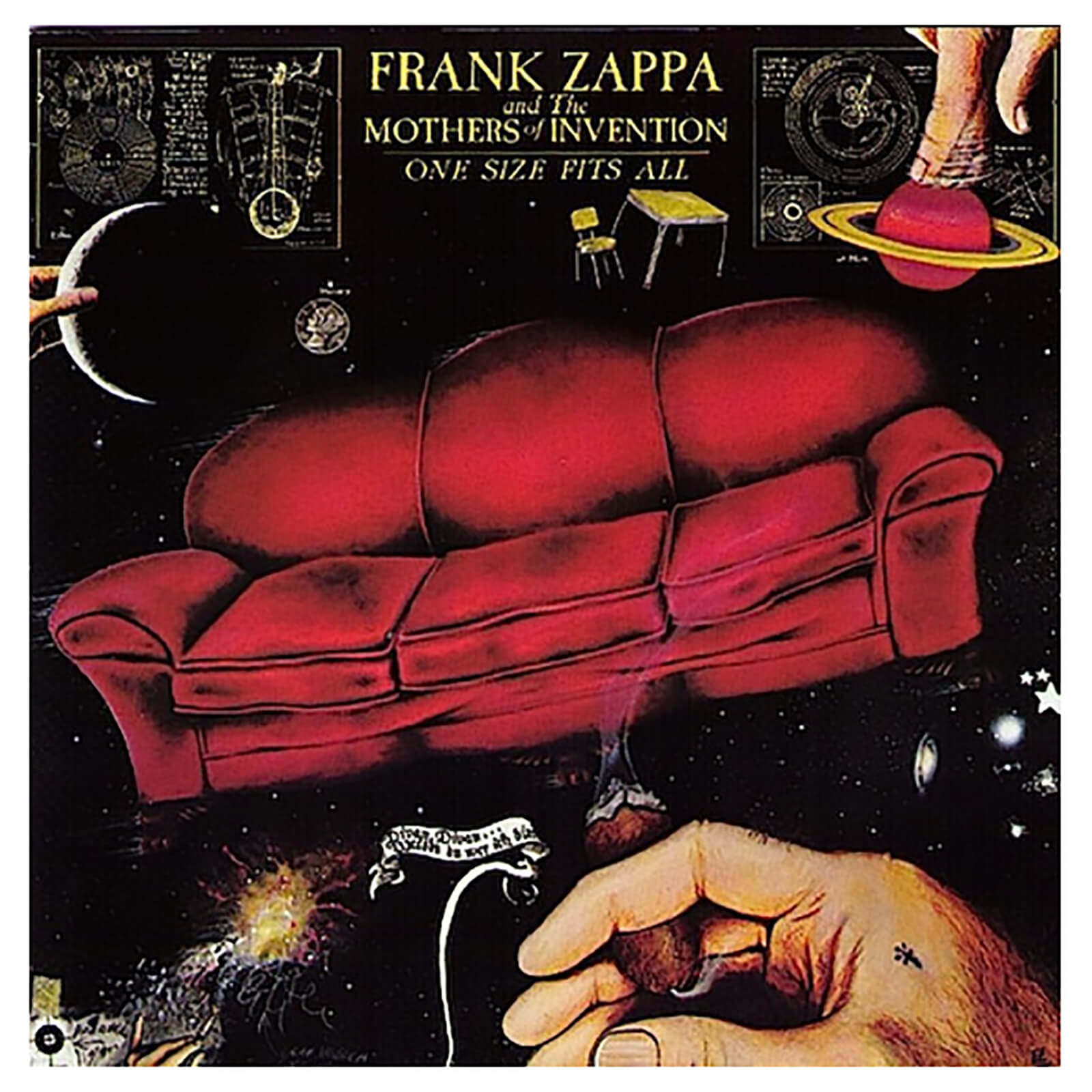 Frank Zappa - One Size Fits All - Vinyl