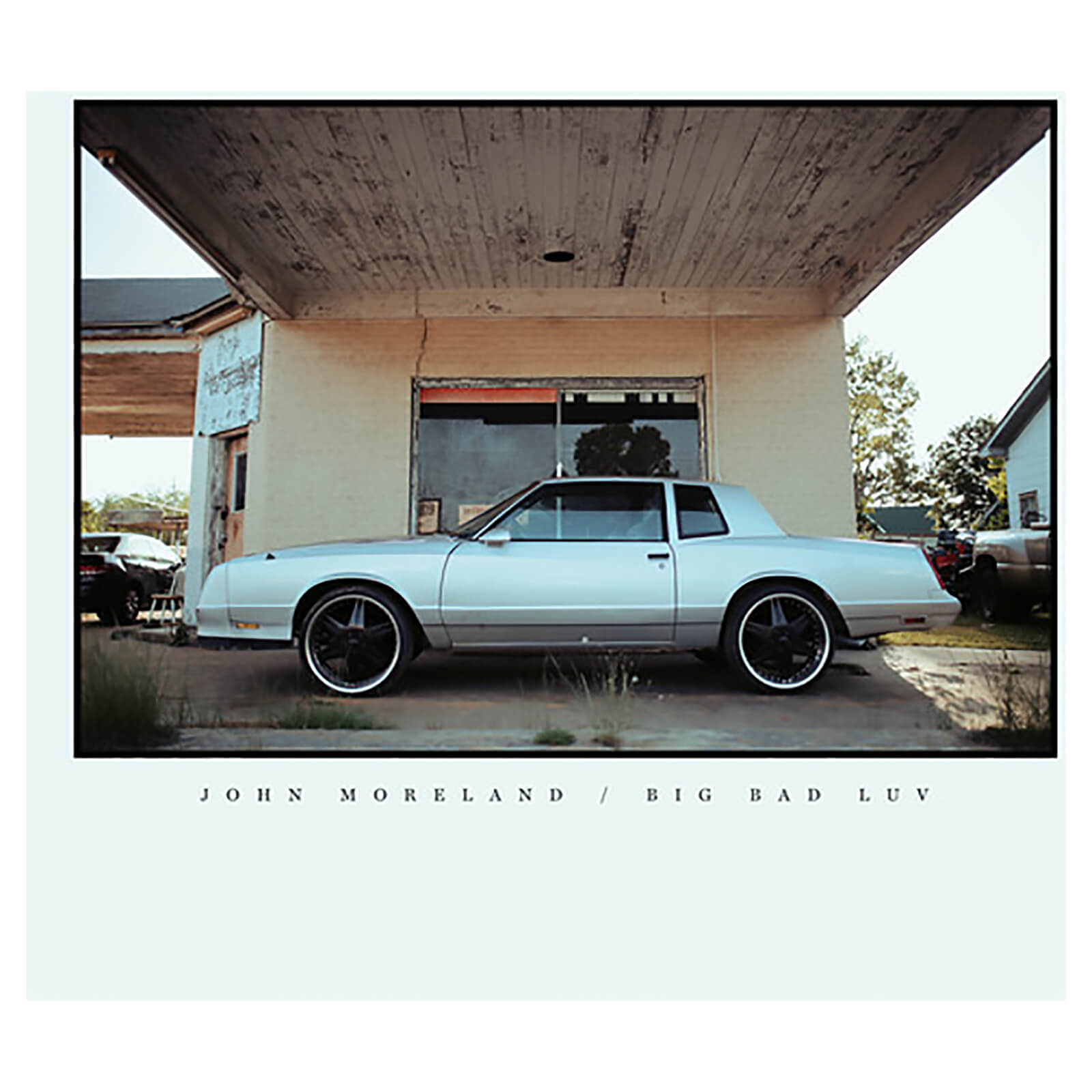 John Moreland - Big Bad Luv - Vinyl